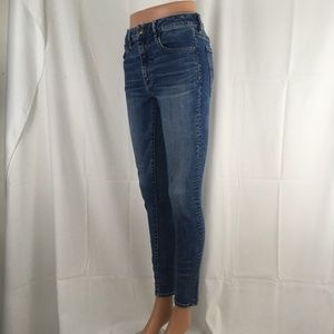American Eagle Outfitters Jeans - Amer Eagle Sup Stretch Hi-Rise Jegging sz 8 (Exe)